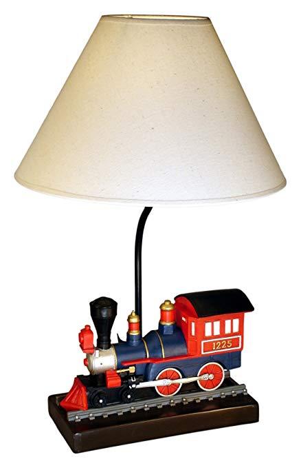 JudithEdwards 1727 Train Lamp