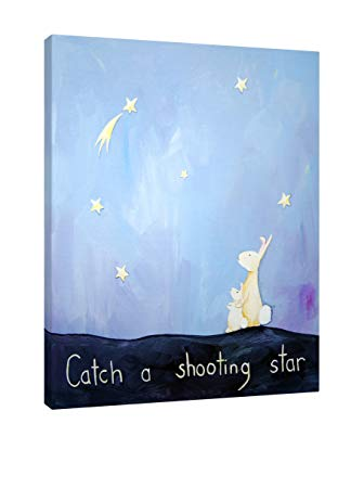 Cici Art Factory Catch a Shooting Star, Canvas 20